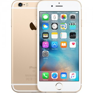 IPhone 6s 64GB Dourado IOS 9 Wi-Fi Bluetooth Câmera 12MP - Apple