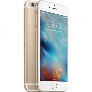 IPhone 6s 128GB Dourado IOS 9 Wi-Fi Bluetooth Câmera 12MP - Apple