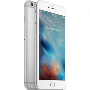 IPhone 6s Plus 128GB Prata IOS 9 Wi-Fi Bluetooth Câmera 12MP - Apple