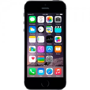 IPhone 5s 16GB Cinza Espacial IOS 8 Wi-Fi Bluetooth Câmera 8MP - Apple
