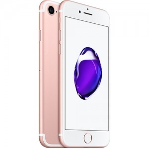 IPhone 7 256GB Ouro Rosa IOS 12 Wi-Fi Bluetooth Câmera 12MP - Apple
