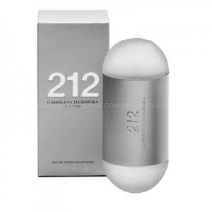 Perfume 212 EDT Feminino 100ml Carolina Herrera