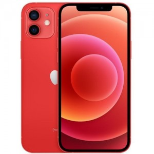 IPhone 12 64GB (Product) Red Tela 6,1