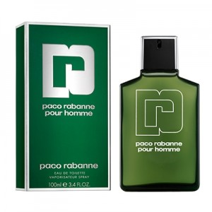 Perfume Paco Rabanne Pour Homme EDT Masculino 100ml Paco Rabanne