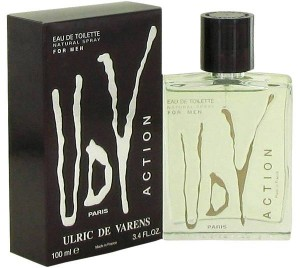 UDV Action Masculino Eau de Toilette 100ml