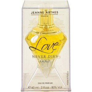 Love Never Dies Gold Jeanne Arthes 60ml