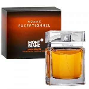 Perfume Exceptionnel Homme EDT Masculino 50ml Montblanc