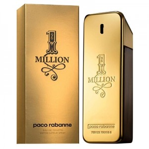 Perfume 1 Million EDT Masculino 50ml Paco Rabanne