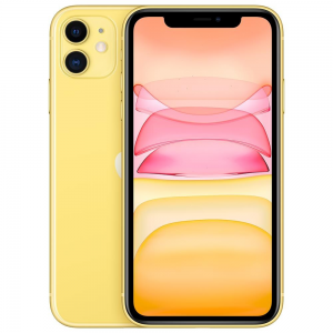 IPhone 11 64GB Amarelo tela 6,1