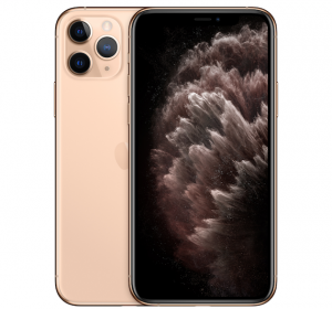 "IPhone 11 Pro Max 256GB DouradoTela de 6,5"", Câmera Tripla de 12MP, iOS - Apple"
