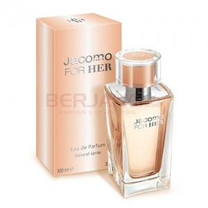 Jacomo For Her Eau de Parfum Feminino 50ml