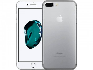 IPhone 7 Plus 32GB Prata IOS 10 Wi-Fi Bluetooth Câmera 12MP - Apple