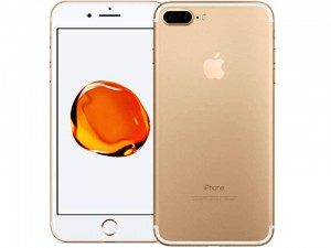 IPhone 7 Plus 32GB Dourado IOS 10 Wi-Fi Bluetooth Câmera 12MP - Apple