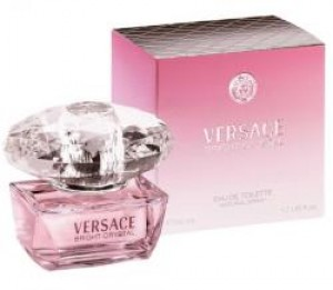 Perfume Versace Bright Crystal Feminino EDT 50ml