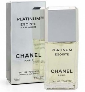 Chanel Egoiste Platinum EDT Masculino 50ml