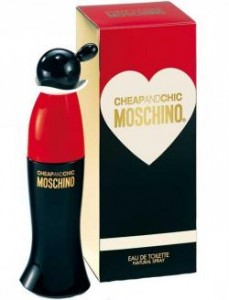 Perfume Moschino Cheap & Chic Feminino EDT 50ml