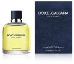 Perfume Dolce & Gabbana Pour Homme Masculino EDT 125ml