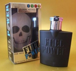 Fuel Power for Men Jeanne Arthes 100ml
