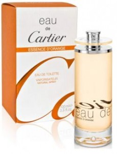 Perfume Eau de Cartier Essence D'Orange Unissex EDT 100ml