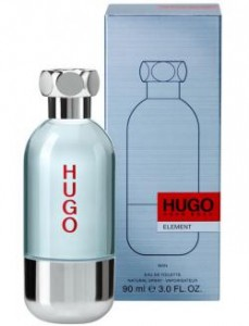 Perfume Hugo Element Masculino EDT 90ml