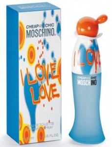 Perfume Moschino I Love Love Feminino EDT 50ml