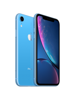 iPhone XR 256GB Azul IOS 12 4G + Wi-fi Câmera 12MP - Apple