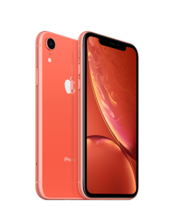 IPhone XR 128GB Coral IOS 12 4G + Wi-fi Câmera 12MP - Apple