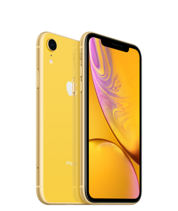 iPhone XR 256GB Amarelo IOS 12 4G + Wi-fi Câmera 12MP - Apple