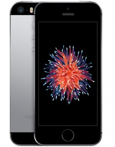 IPhone SE 16GB Cinza Espacial IOS 9 Wi-Fi Bluetooth Câmera 12MP - Apple