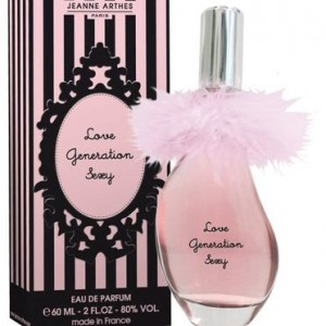 Love Generation Sexy Jeanne Arthes 60ml