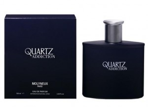 Quartz Addiction Masculino Eau de Parfum 30ml
