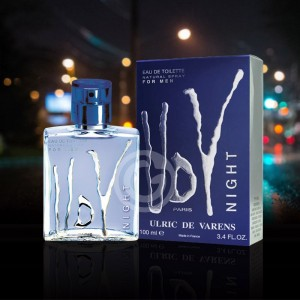 UDV Night Masculino Eau de Toilette 100ml