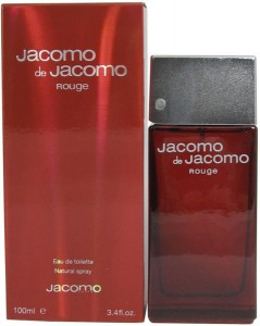 Jacomo Rouge Eau de Toilette Masculino 50ml