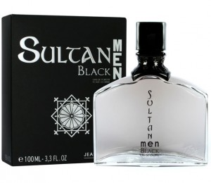 Sultane Black Men Jeanne Arthes 100ml