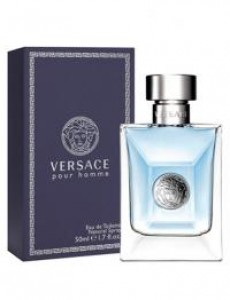 Perfume Versace Pour Homme Masculino EDT 50ml