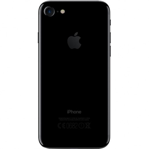 IPhone 7 128GB Preto Brilhante IOS 10 Wi-Fi Bluetooth Câmera 12MP - Apple
