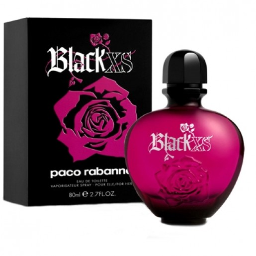 Perfume Black XS For Her EDT Feminino 50ml Paco Rabanne