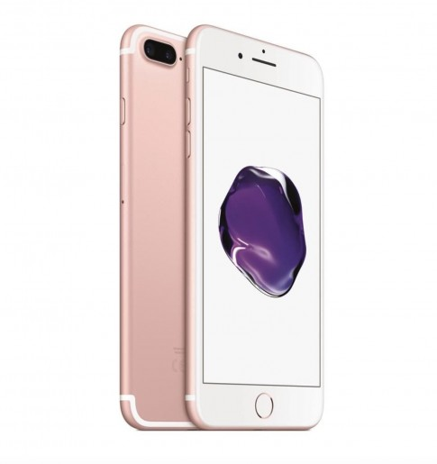 IPhone 7 Plus 32GB Ouro Rosa IOS 10 Wi-Fi Bluetooth Câmera 12MP - Apple