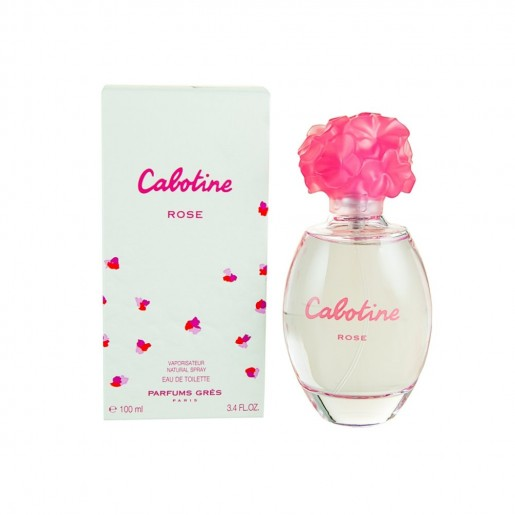 Cabotine Rose Eau de Toillete Feminino 30ml