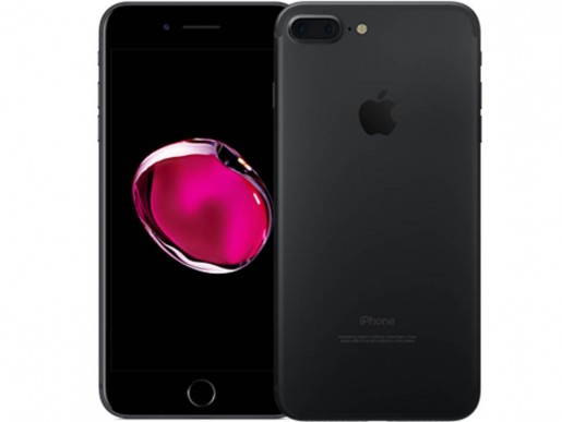 IPhone 7 Plus 32GB Preto Matte IOS 10 Wi-Fi Bluetooth Câmera 12MP - Apple