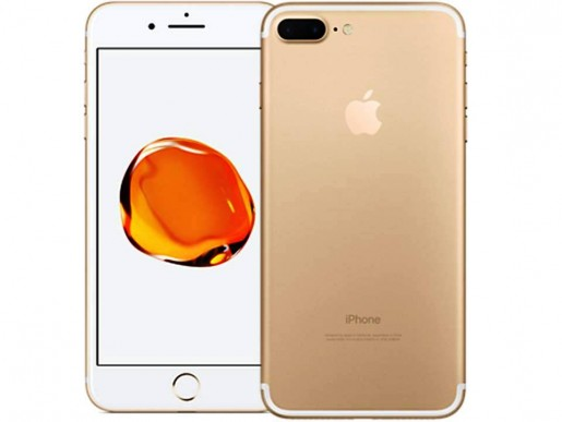 IPhone 7 Plus 128GB Dourado IOS 10 Wi-Fi Bluetooth Câmera 12MP - Apple
