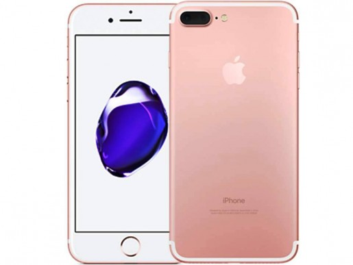IPhone 7 Plus 256GB Ouro Rosa IOS 10 Wi-Fi Bluetooth Câmera 12MP - Apple