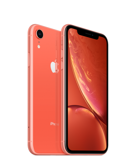 IPhone XR 256GB Coral IOS 12 4G + Wi-fi Câmera 12MP - Apple