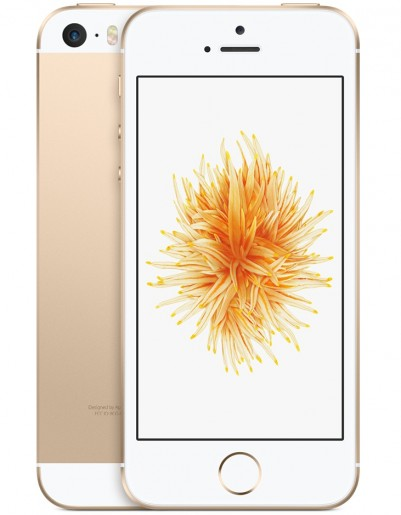 IPhone SE 128GB Dourado IOS 9 Wi-Fi Bluetooth Câmera 12MP - Apple