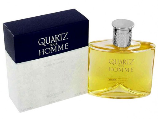 Quartz Masculino Eau de Toilette 50ml